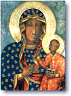 Our Lady of Czestochowa - Black Madonna