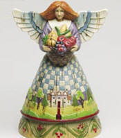 Angel Doorstop - Jim Shore 4001706 Angel Doorstop Jim Shore Home & Garden - Doorstops Item # 4001706<br> at Cool Collectibles