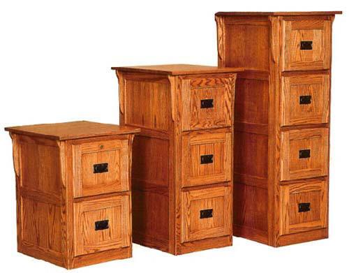 craftsman style file cabinet 3