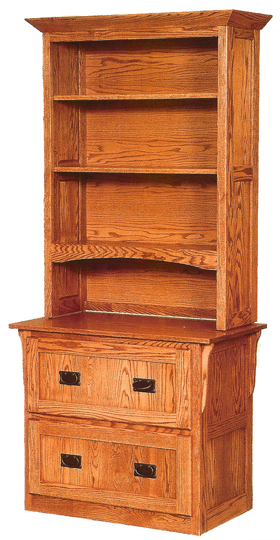 Ames Woodworking File Cabinets & Bookcases