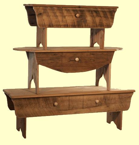 Lancaster PA Barnwood Furniture