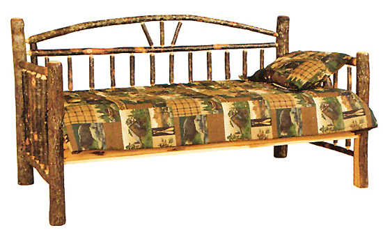Bylers Rustic Hickory & Oak Bedroom Furniture