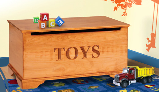 & Amish Made Cedar Chests Storage Chests Toy Chests