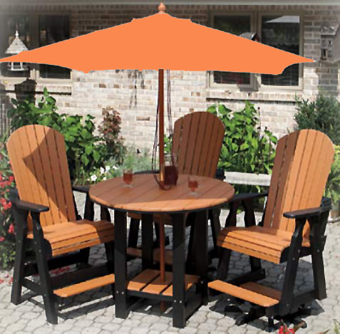 - Country Garden Poly Outdoor Furniture