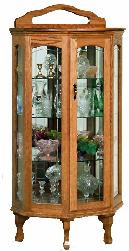Curio Cabinets - All Craftsman Listing