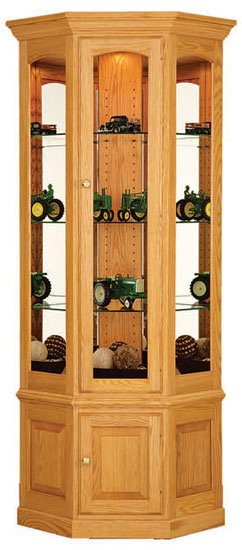 Curio Cabinets All Craftsman Listing