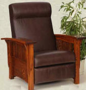 Mission Style Furniture & Mission Style Upholstered Furniture in Oak Maple or Cherry islam-shia.org