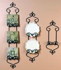 Decorative Plate Rack For Wall Cosmecol & Marvelous Decorative Plate Rack For Wall Ideas - Best Image Engine ...