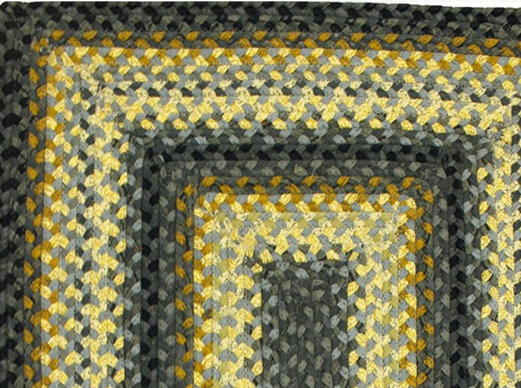 100% Cotton Braided Rug
