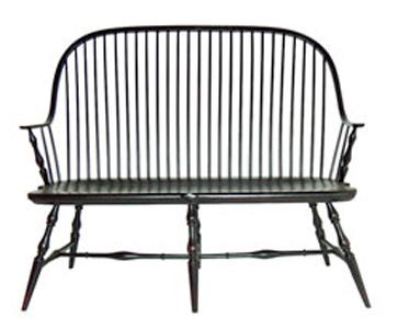 Astounding John Martin Windsor Chairs Fine Reproduction Furniture Theyellowbook Wood Chair Design Ideas Theyellowbookinfo