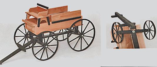 Kirkwood Wagon Wheels
