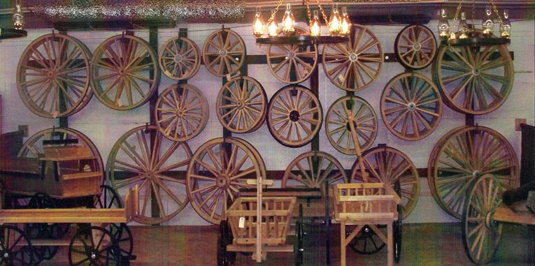 Amish Wagon Wheels The Wagon