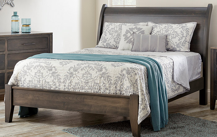 True Woods Country Style Beds