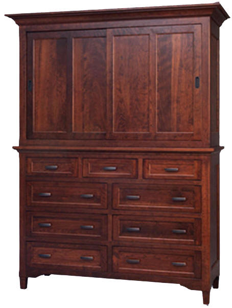 True Wood\'s Lexington Collection Lancaster Legacy Bedroom Furniture