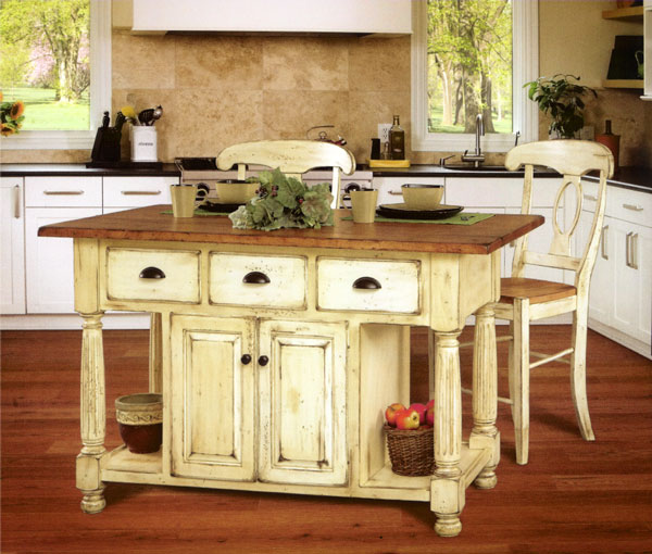 Phenomenal Kitchen Islands From All Our Amish Craftsman Interior Design Ideas Pimpapslepicentreinfo