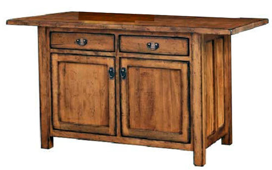 Kitchen Islands From All Our Amish