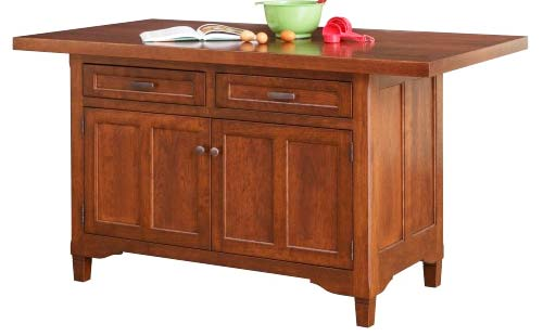 kitchen islands from all our amish craftsman  rh   amerheritage com
