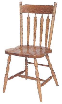 Colonial Arrow Back Chairs   Style 18