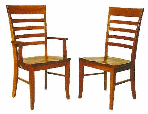 Elegant Capri Chairs   Style 372