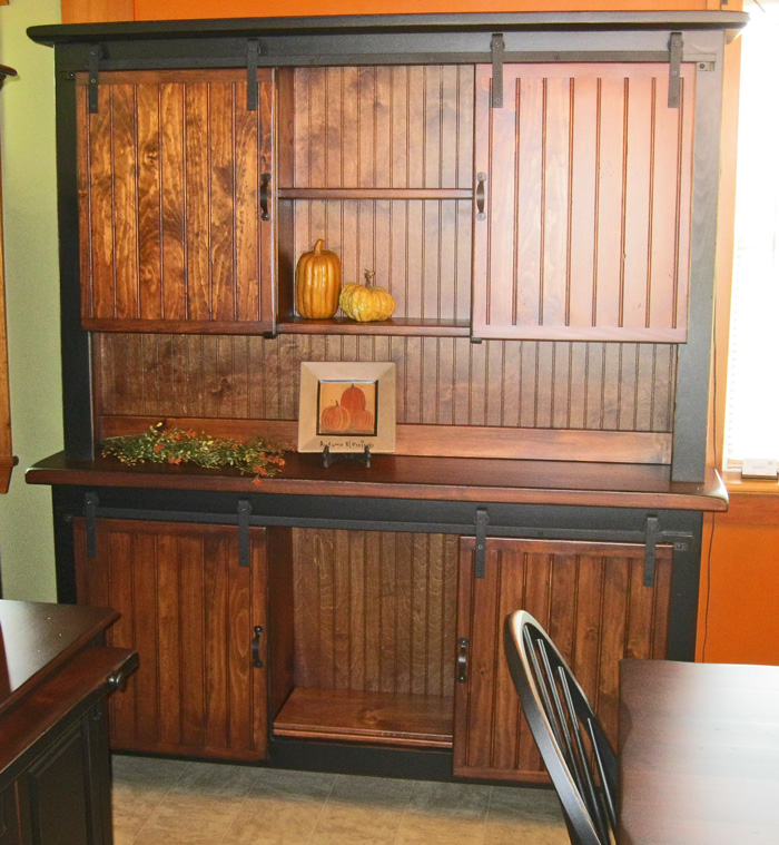 All Amish Made Hutches Page 1. Wood Furniture Main Door