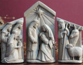 1093-SET Nativity Set