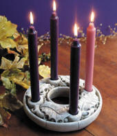 1096 Small Advent Wreath