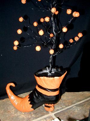Ayuda fiesta de halloween for Centros de mesa para halloween