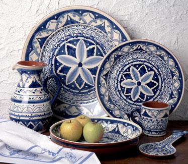Artisan Portuguese Stoneware & Casafina Alentejo Portugese Collections