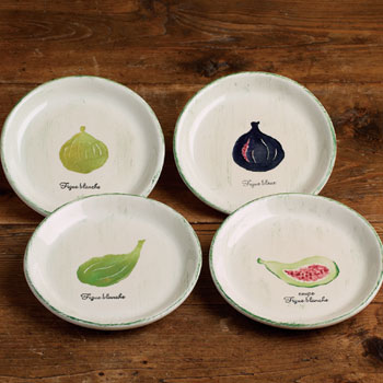 S/4 Fig Plates