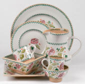Dahlia  Nicholas Mosse Pottery & Dinnerware  Handmade & decorated in County Kilkenny, Ireland