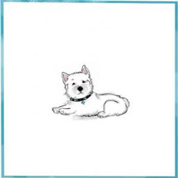 Pages westie tattoos for Westie coloring pages